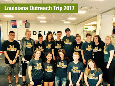 Louisiana Outreach Trip 2017