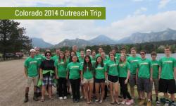 Colorado 2014 Outreach