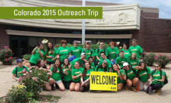 Colorado 2015 Outreach