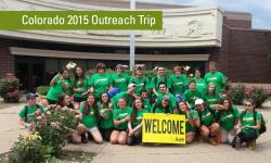 Colorado 2015 Outreach