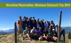 Montana 2016 Outreach