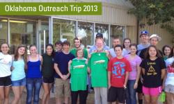 Oklahoma 2013 Outreach